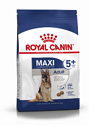 Сухой корм для собак Royal Canin Maxi Adult 5+ для с 5 до 8 лет