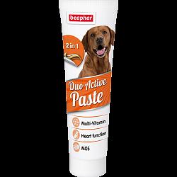Мультивитаминная паста для собак Beaphar Duo-Active Paste for Dogs 0,1 кг